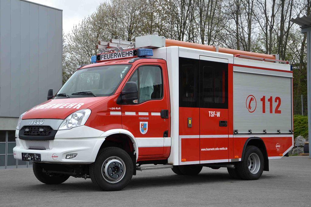 Tragkraftspritzenfahrzeug-Wasser/THL - TSF-W