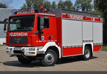 Rüstwagen - RW